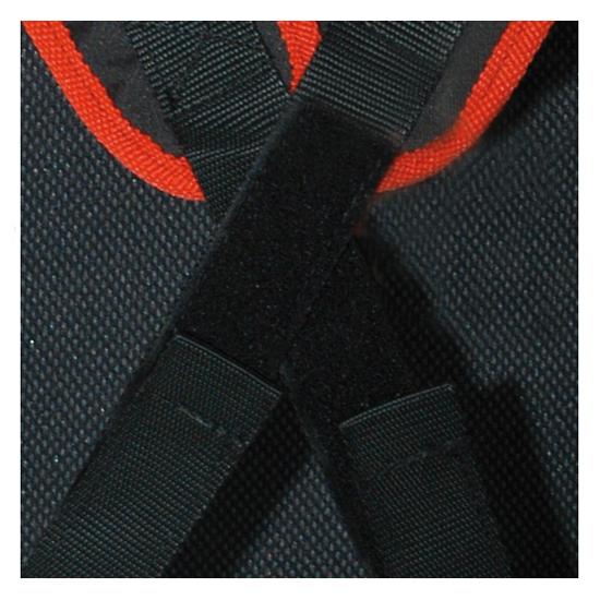 giubbotto da combattimento con chiusura a velcro moschettone inox 3