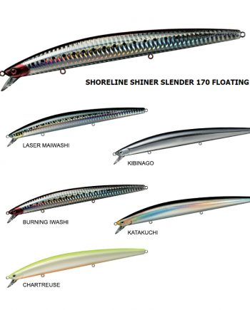 Shoreline Shiner 170 Floating