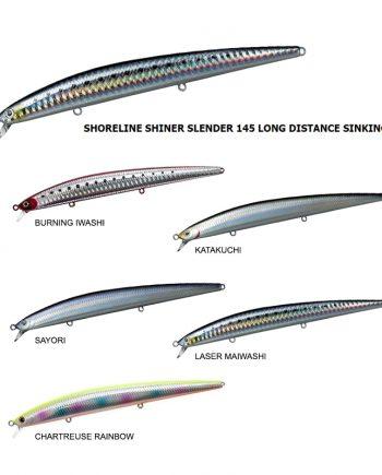 Daiwa Shoreline Shiner 145 Sinking