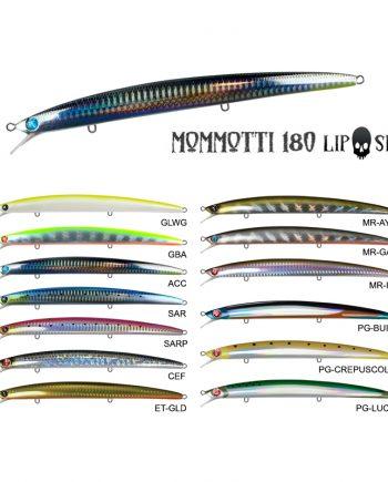 Seaspin Mommotti 180 LIP SF