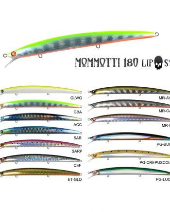 Seaspin Mommotti 180 LIP SS