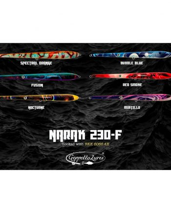 Geppetto Lures Narak 230F